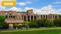 RRome Walking Tour: Roman Forums