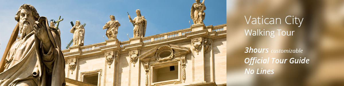 Walking Tour Of The Vatican City