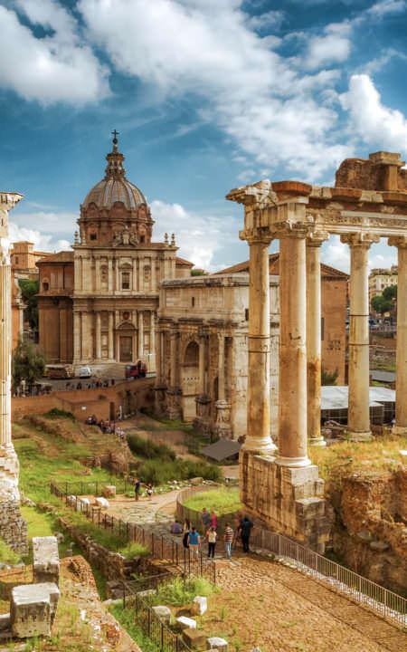 Silver Walking Tour Vatican & Colosseum